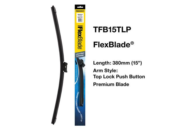 Tridon Wiper Tridon FlexBlade TFB15TLP Sparesbox - Image 2