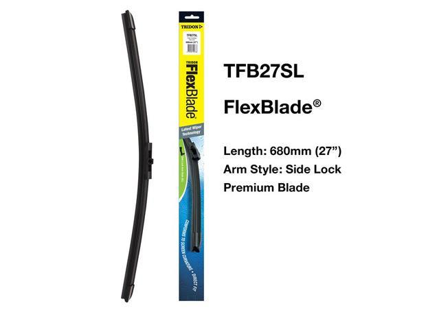 Tridon Wiper Tridon FlexBlade TFB27SL Sparesbox - Image 2