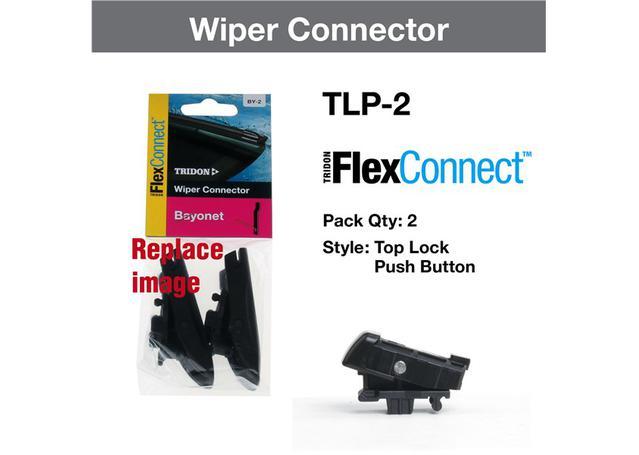 Tridon Flexconnect TLP Pair (2) TLP-2 Sparesbox - Image 1