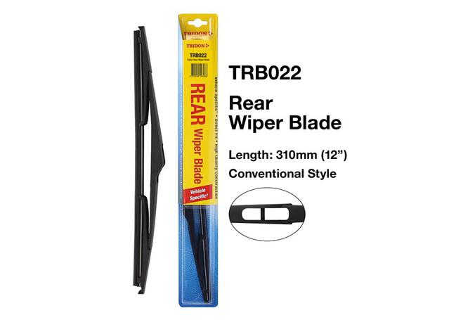 Tridon Wiper Tridon Rear Blade TRB022 Sparesbox - Image 2