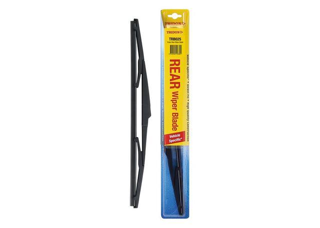 Tridon Rear Wiper Blade TRB025 Sparesbox - Image 1