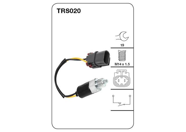 Tridon Switch Reversing Light TRS020 Sparesbox - Image 1
