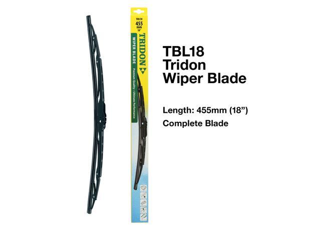 Tridon Wiper Blade TBL18 Sparesbox - Image 2