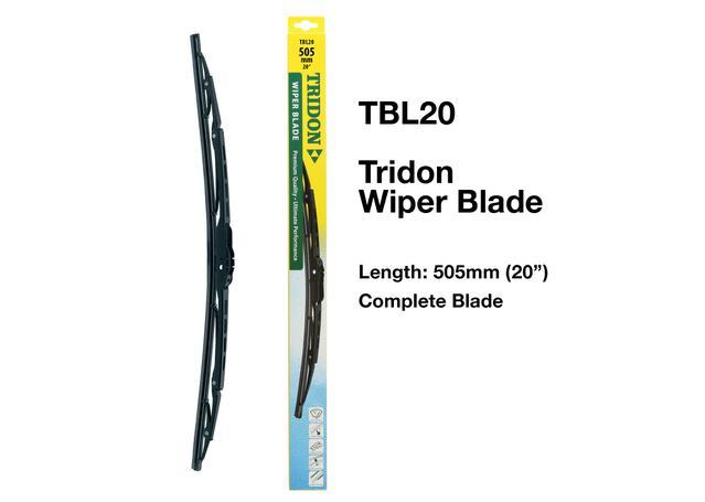 Tridon Wiper Blade TBL20 Sparesbox - Image 2