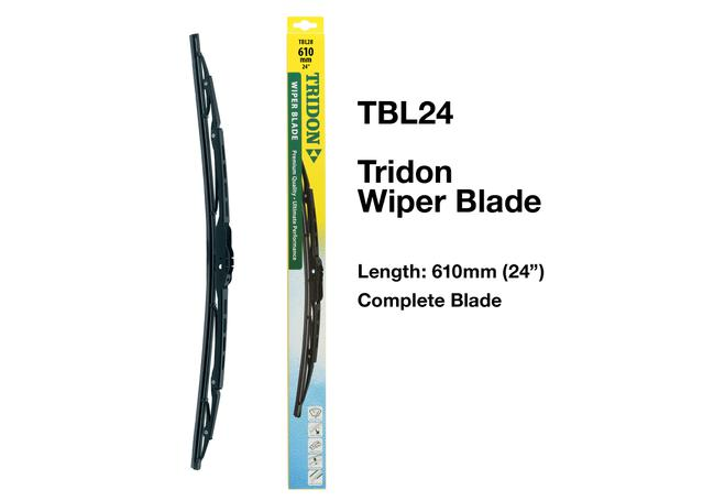Tridon Wiper Blade TBL24 Sparesbox - Image 2