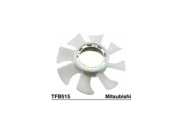 Tru-Flow Radiator Fan TFB515 Sparesbox - Image 1