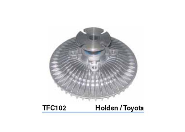 Tru-Flow Fan Clutch TFC102 Sparesbox - Image 1