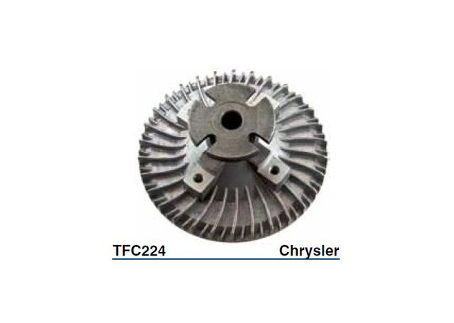 Tru-Flow Fan Clutch TFC224 Sparesbox - Image 1