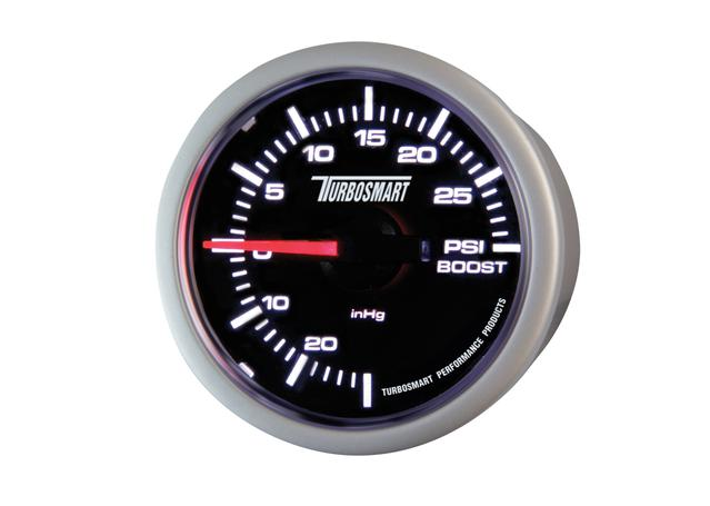 Turbosmart Boost Gauge 0-30psi 52mm Sparesbox - Image 1