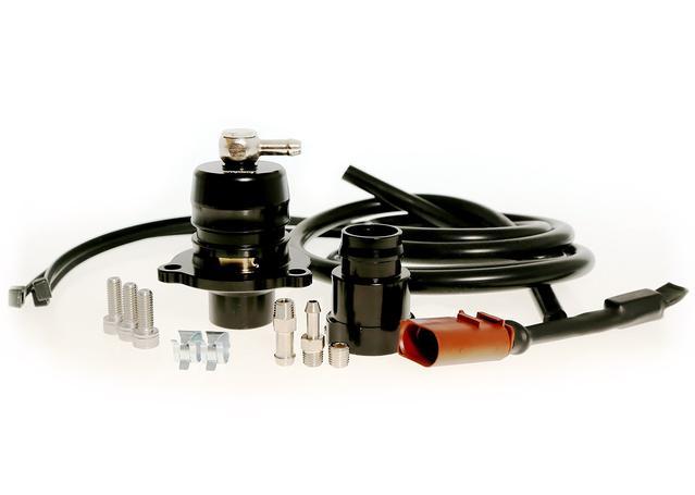 Turbosmart BOV Kompact V2 Dual Port fits VAG 2.0T Sparesbox - Image 1