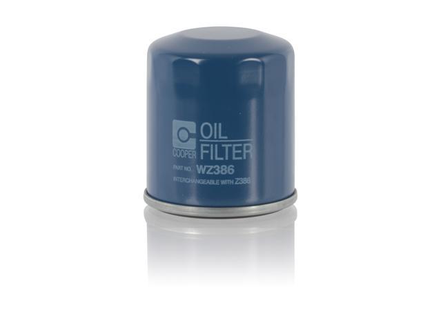 Wesfil Oil Filter WZ386 Sparesbox - Image 1