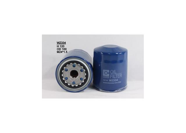 Wesfil Oil Filter WZ334 Sparesbox - Image 1