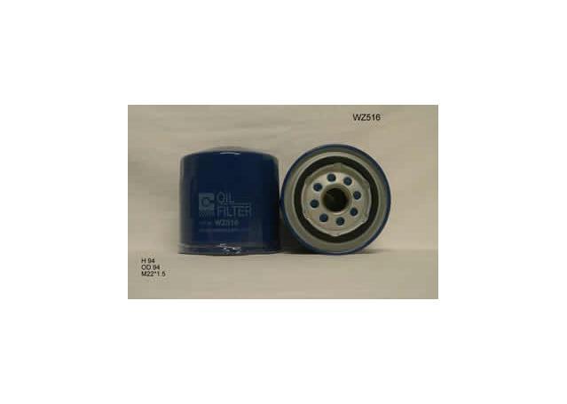 Wesfil Oil Filter WZ516 Sparesbox - Image 1