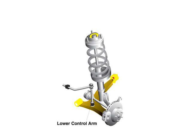 Whiteline WA452L Front Control Arm Lower Left